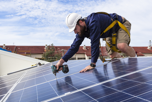 Solar power and insurance
