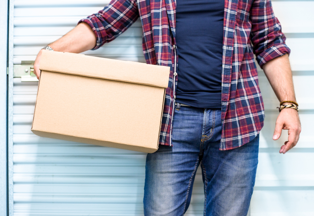 Renter's insurance and self-storage units