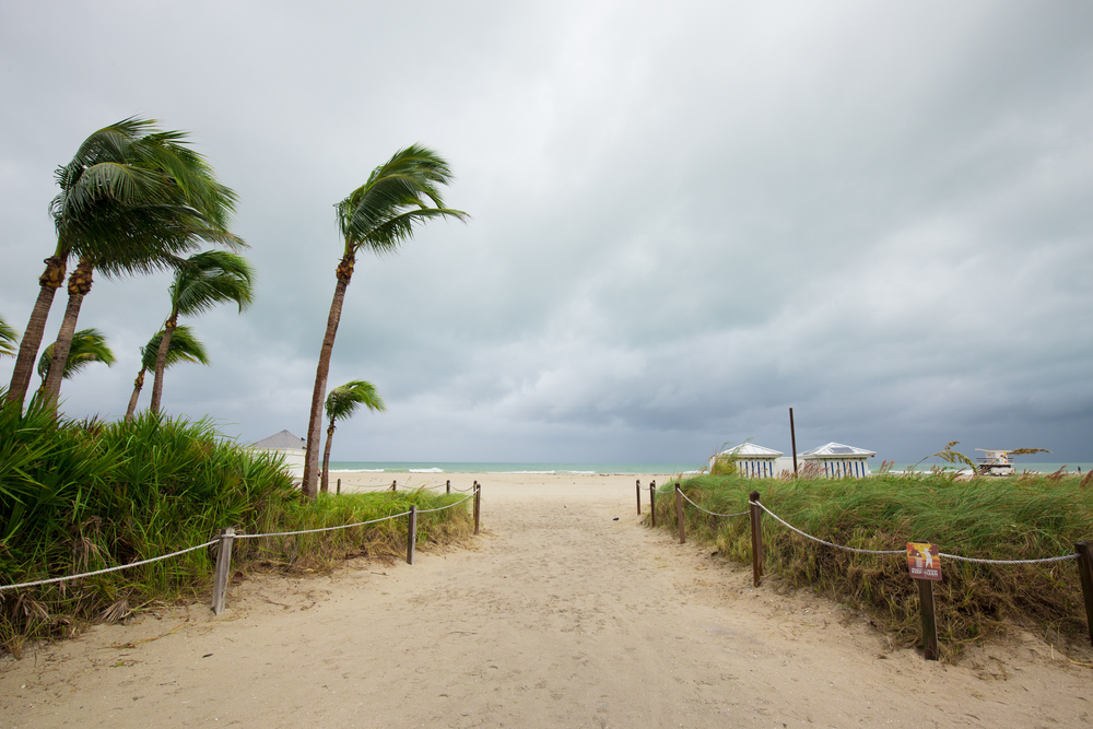 Hurricane season is on