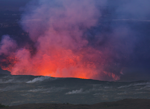 Can you get volcano insurance?